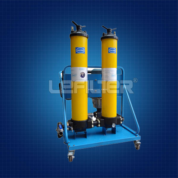 Pall Portable oil filling/filter cart