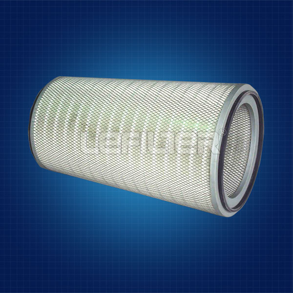 Industrial filter pleated dust collector filter car