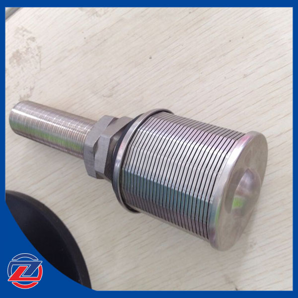 Stainless Steel Johnson Screen Filter Nozzle