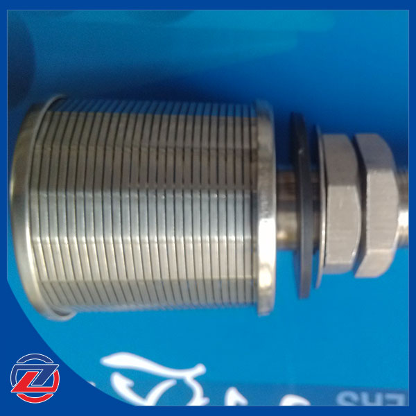 wedge wire screen Nozzle filter