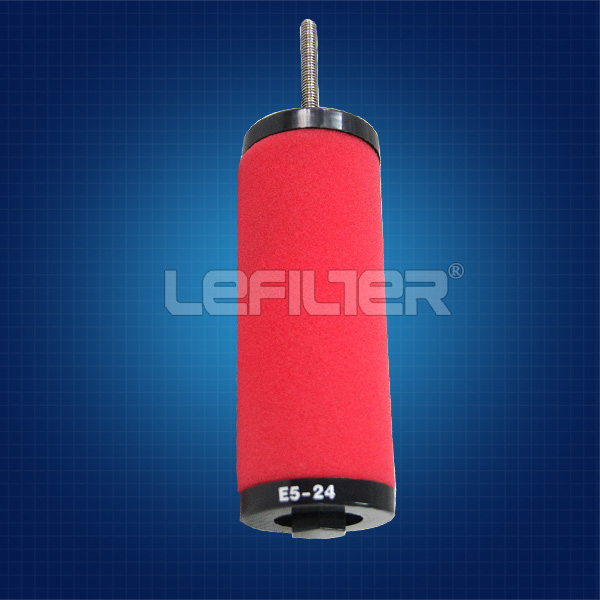 High precision replacement filter of hankison