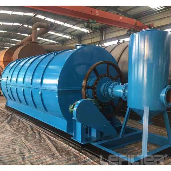 Pyrolysis Plastic Plant Recycling Waste to Oil