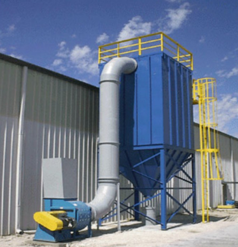 GPT Dust Collector For Cement & Chemical industry
