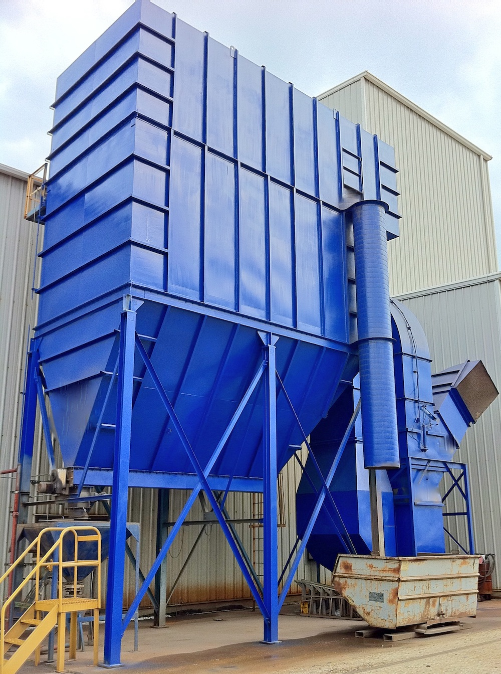 Baghouse Industrial Dust Collectors