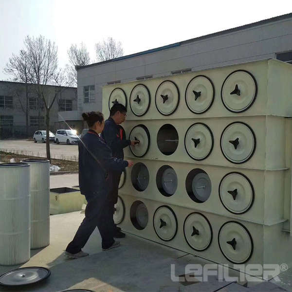 Air Filter Cartridge Dust Collector