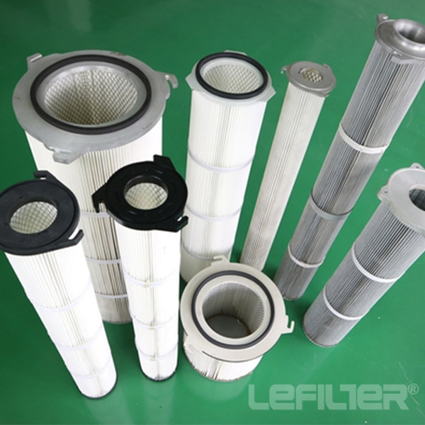 Dust Collection Filters Used In Trumpf Laser Cutter