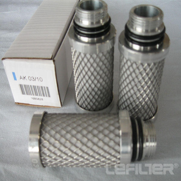 Compressored air filter ultrafilter brand AK30/30、