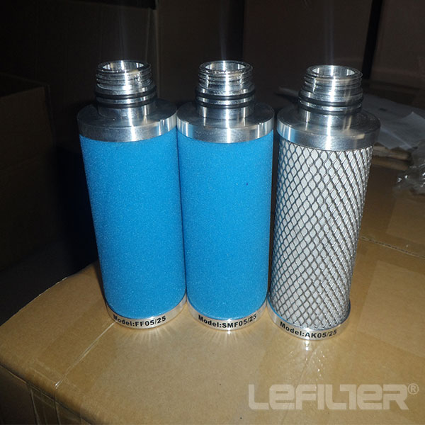 Ultrafilter compressor air filter AK07/25、AK05/30、
