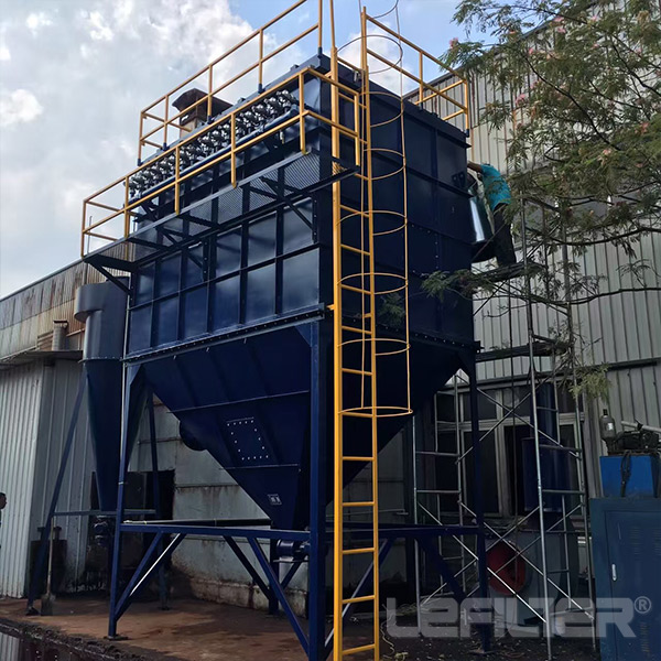 FT Pulse Jet Dust Collector for Power plant