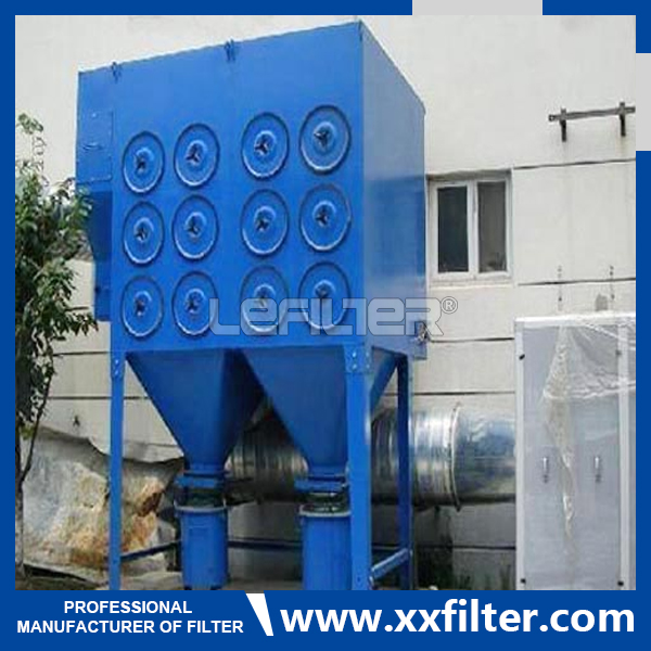 Custom Design Industrial Cartridge Dust Collector
