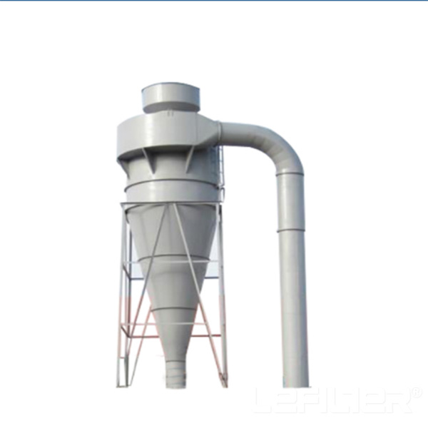Industrial cyclone pulse bag filter dust collector
