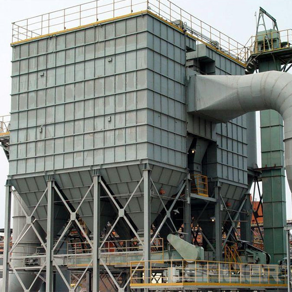 Industrial pulse jet Dust collector bag house