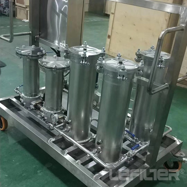 EH Oil Multi-functional Oil purifier sent to Russia