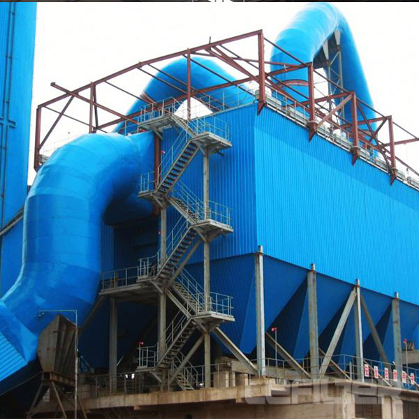 pulse jet bag dust collector for cement p