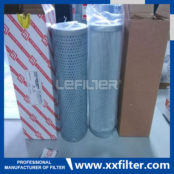 Leemin hydraulic oil filter element SFAX250*10