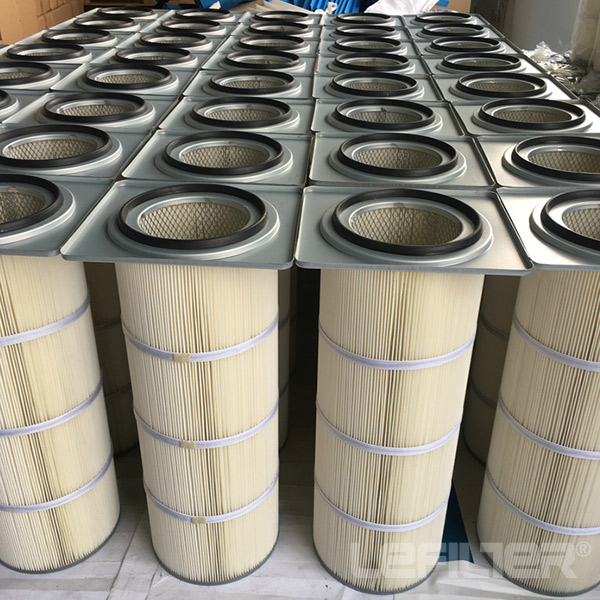 Square Flange Filter Cartridge