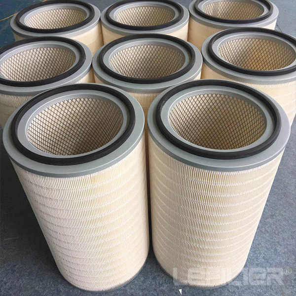 cartridge type filters for industrial dust collecto