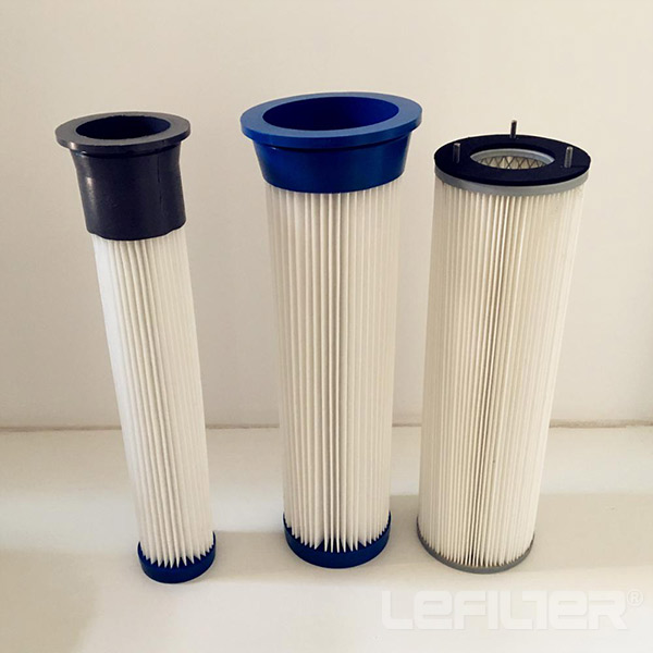PU Molded Pleated Cartridge Filter