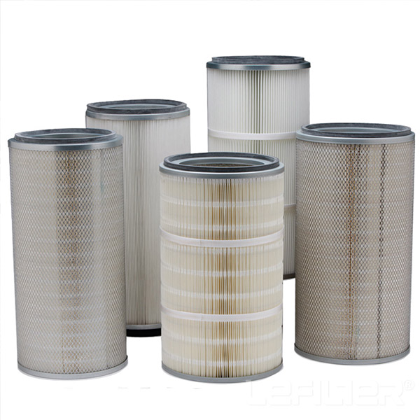 Self-Cleaning Air Inlet Filter Cartridge