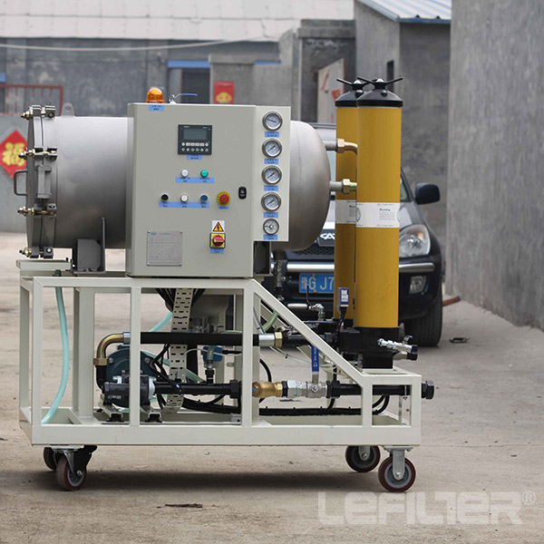 HCP Series Coalescence separation oil purifier
