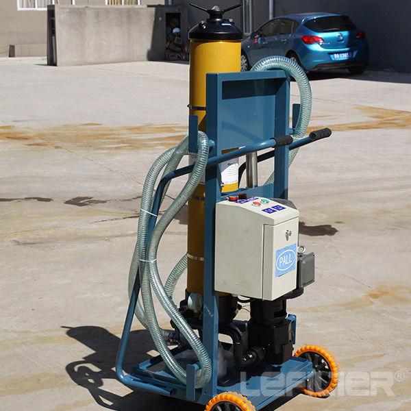 PFC8314-100 filter cart for power plant