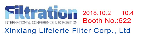 share the photo of USA Exhibition for Filtration 20