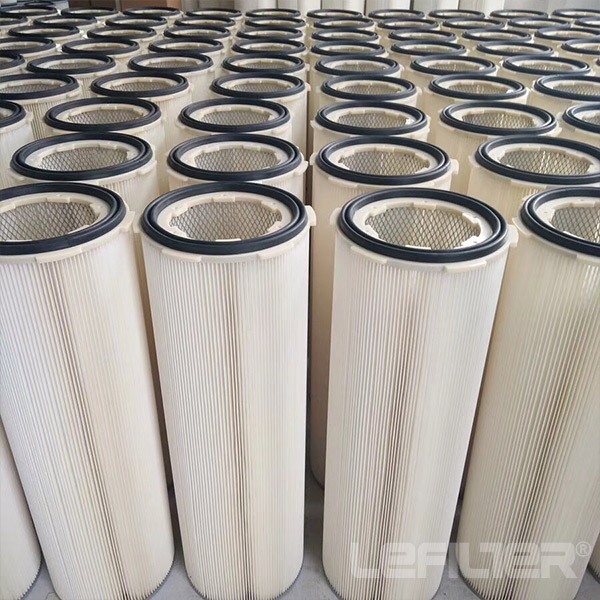 Anti static Filter cartridge for polymer