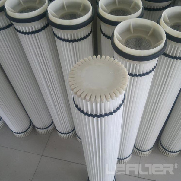 Pleated Pulse Jet Air Cartridge Filter