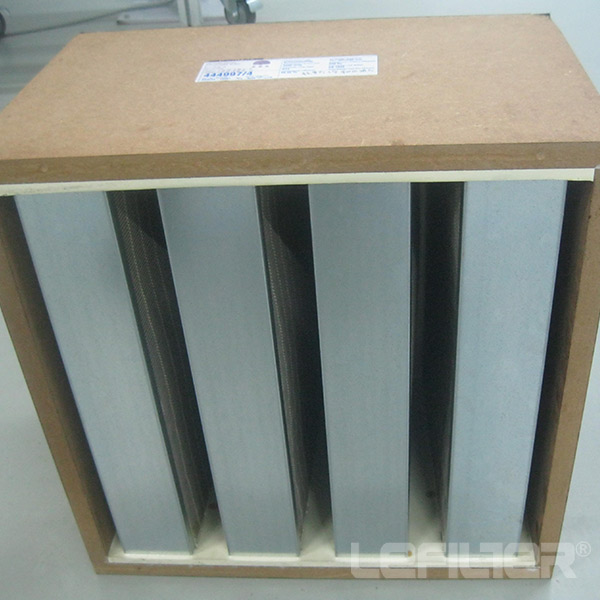 fr<x>ame Bank activated carbon V Bank Air Filter