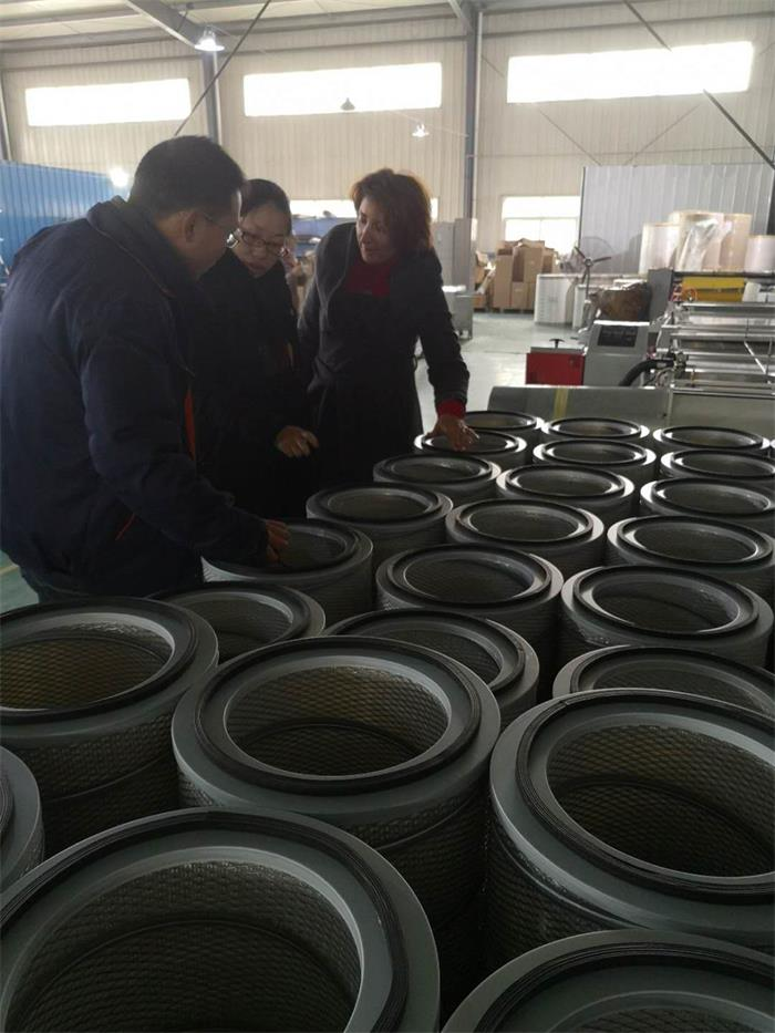 dust air filter factory
