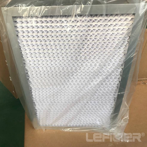99.995% Efficiency (MPPS) Gel Seal HEPA Air Filter