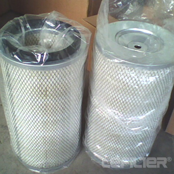 Tobacco industry air filter cartridge