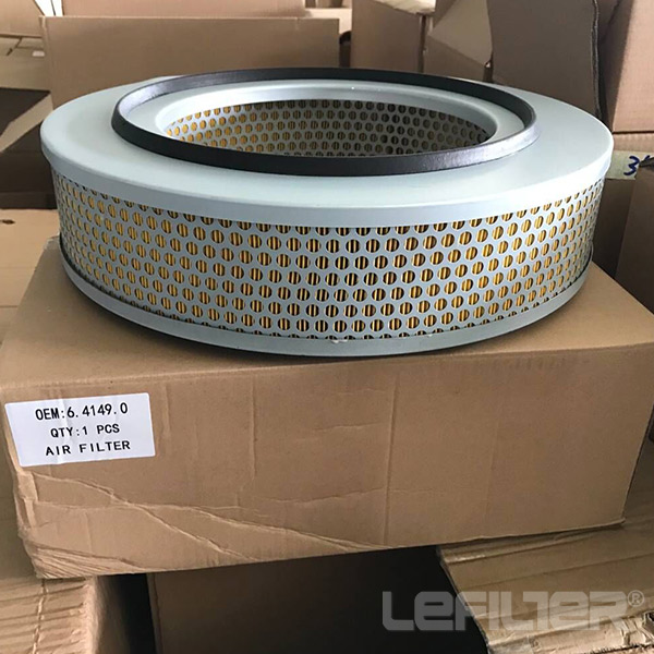 Kaeser screw air compressor part air filter 6.4149.