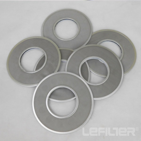 spare part FILTER TYPE SPL-25C-202 filter disc