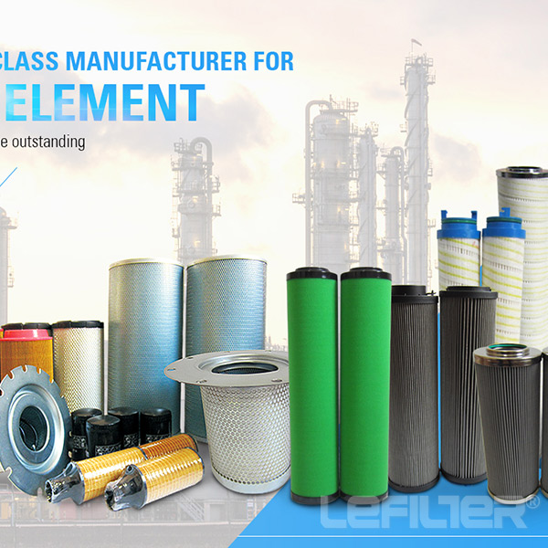 Hydraulic Filter element Hot sell