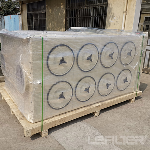 package of dust collector cartridge lefilter