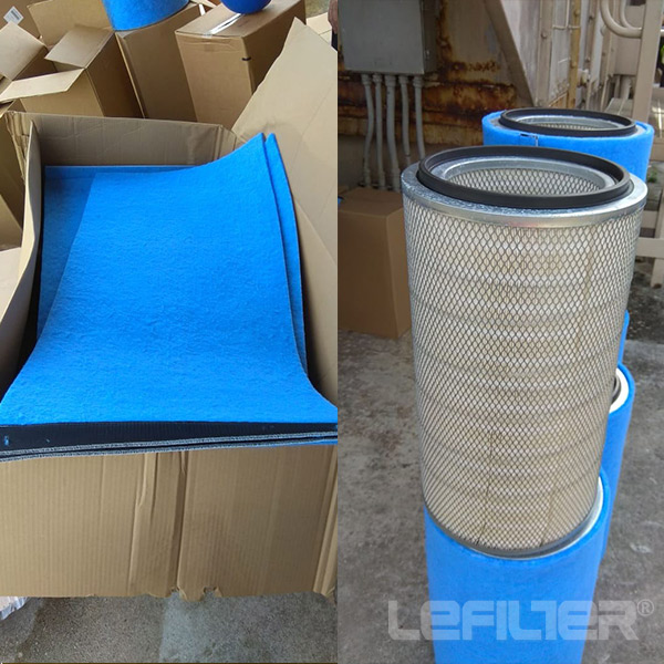 Pre-Filter Wraps P19-0978 DUST COLLECTOR