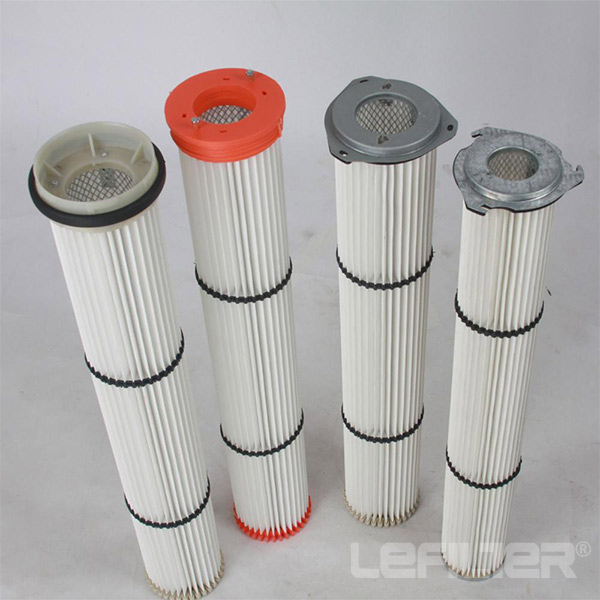 Industrial Cement Silo WAM Venting Filter cartridge