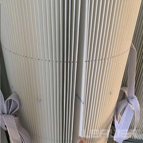 Spun bonded Polyester Air Cartridge Filter