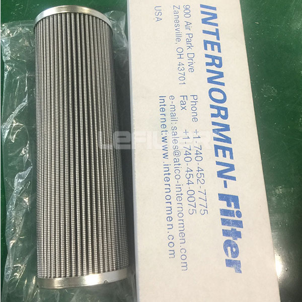 China replace Internormen oil filter 01E.1200.10VG.