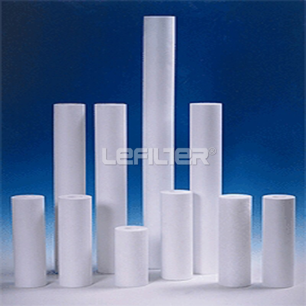 Quality PP Melt Blown Filter Cartridge from Profess