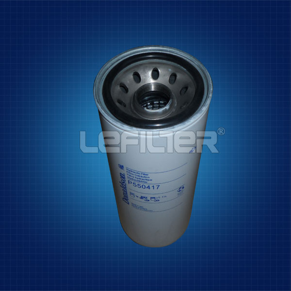 P550417 Donaldson lube oil filter element cartridge