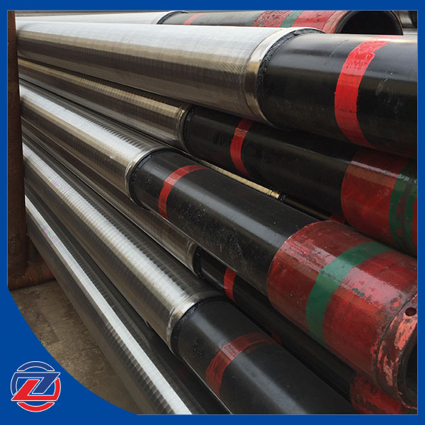 Stainless Steel Pipe Based Well Screen