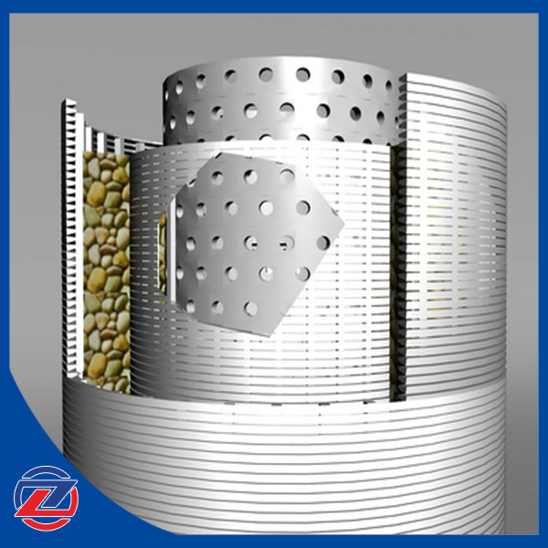 Stainless Steel Sand Control Oil Well Screen