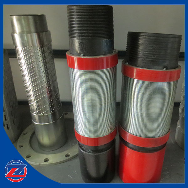 Johnson Filter Water Well Pipe Based Screens Stainl