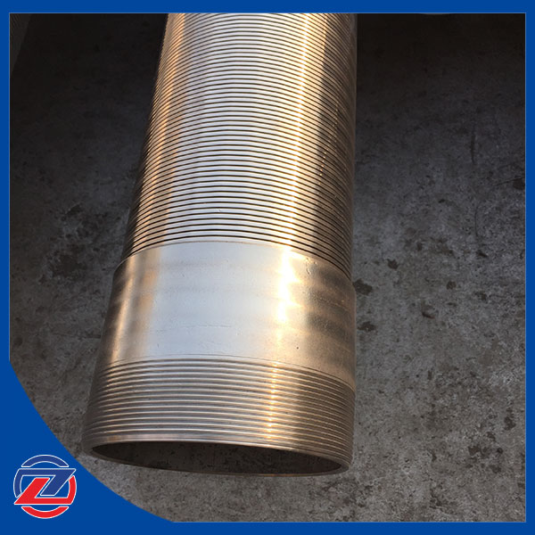 Stainless steel well screens