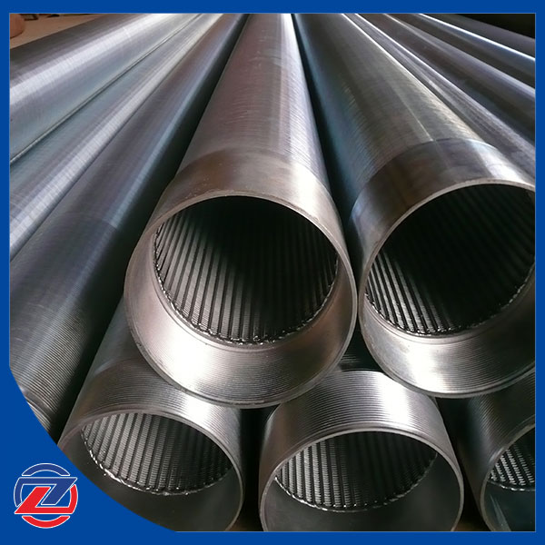 continuous-slot johnson screen steel tube
