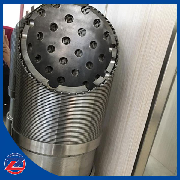 9 5/8inch Perforated based Pipe Well Screen
