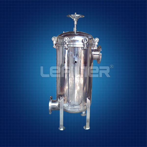 Stainless Steel Bag Filter Housing Product