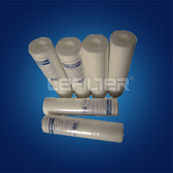 PP melt-blown water filter/pp filter cartridg